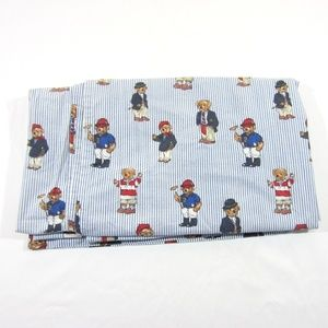 Ralph Lauren Polo Bear Print All Over Sheets